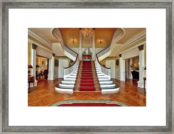 Governor's House Framed Print