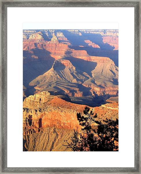 Grand Canyon 50 Framed Print