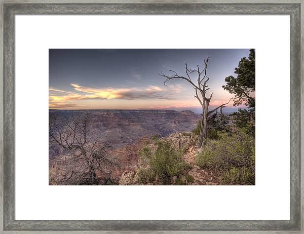 Grand Canyon 991 Framed Print