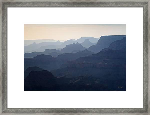 Grand Canyon No. 3 Framed Print