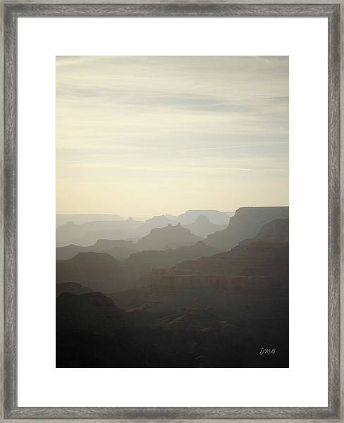 Grand Canyon No. 4 Framed Print