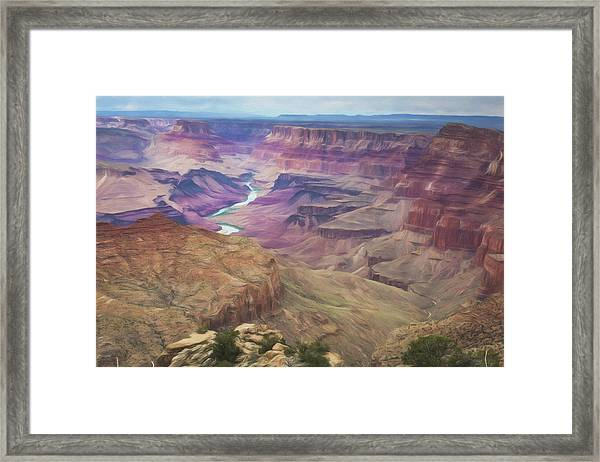 Grand Canyon Suite Framed Print