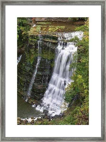 Grandaddy Burgess Framed Print