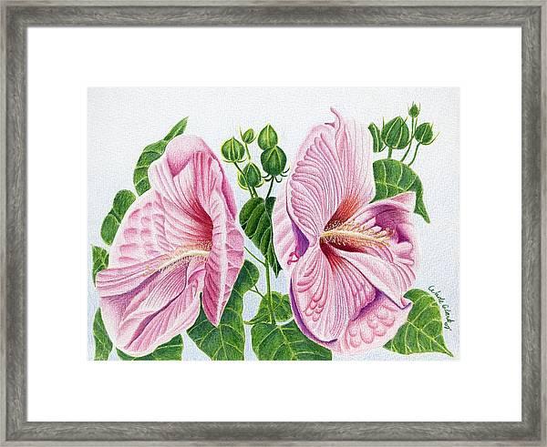 Grandma Framed Print