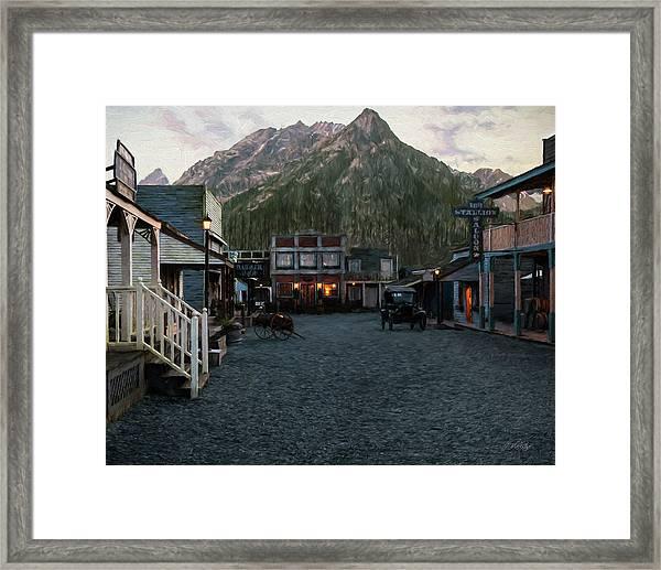 Grateful Heart - Hope Valley Art Framed Print
