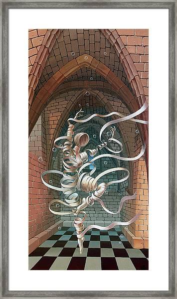 Great Ghost Of Caesarea Framed Print