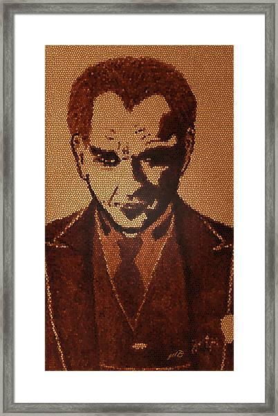 Great Mustafa Kemal Ataturk  Framed Print