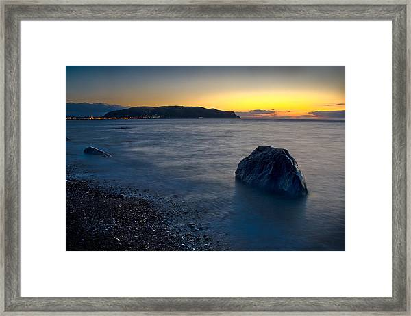 Great Orme, Llandudno Framed Print