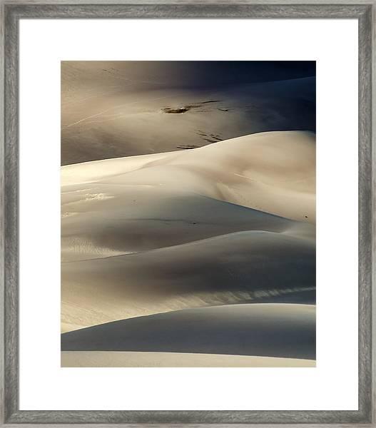 Great Sand Dunes National Park V Framed Print