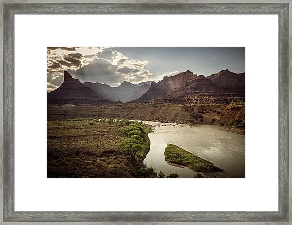 Green River, Utah Framed Print