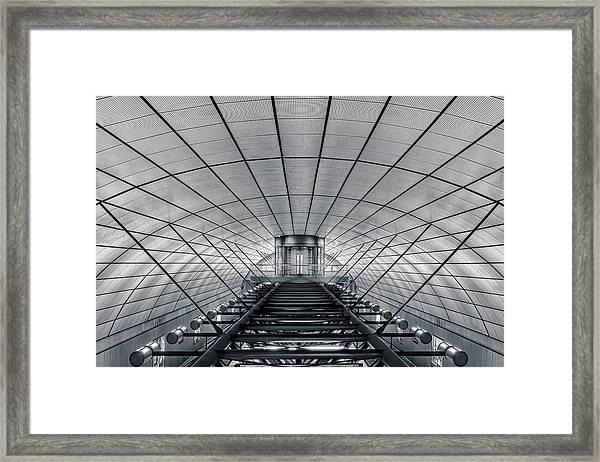 Ground Control Framed Print