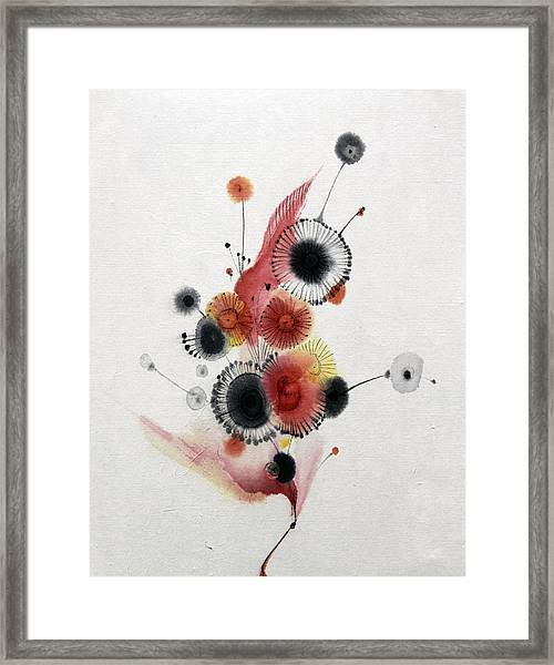 Growing 14030090fy Framed Print