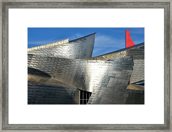 Guggenheim Museum Bilbao - 5 Framed Print