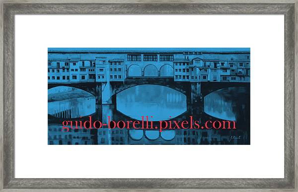 Guido-borelli.pixels.com Framed Print