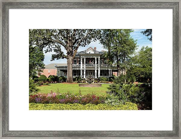 Guignard Mansion Framed Print