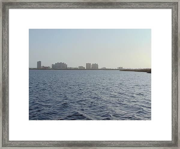 Gulf Shores Framed Print