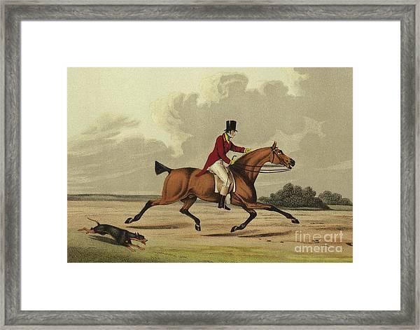 Hackney Framed Print