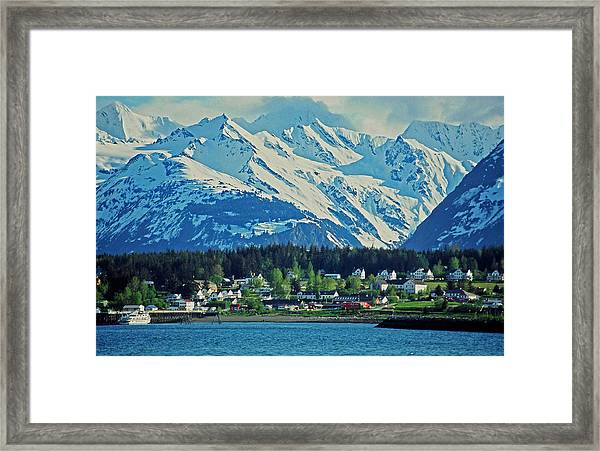 Haines - Alaska Framed Print