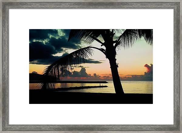 Haleiwa Framed Print