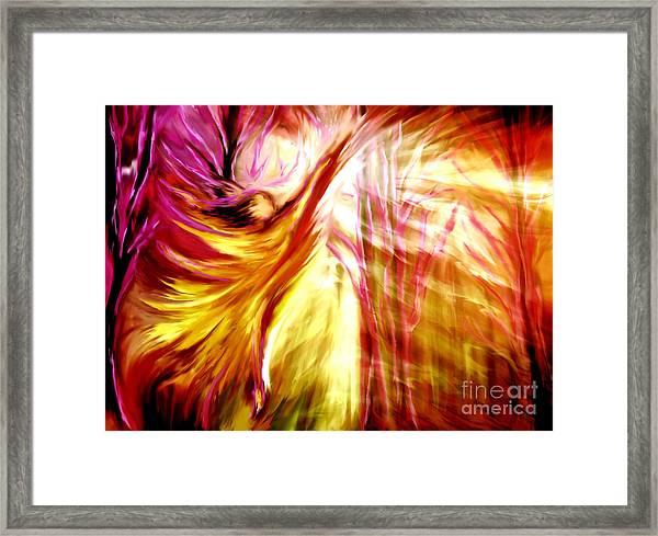 Hallelujah Framed Print