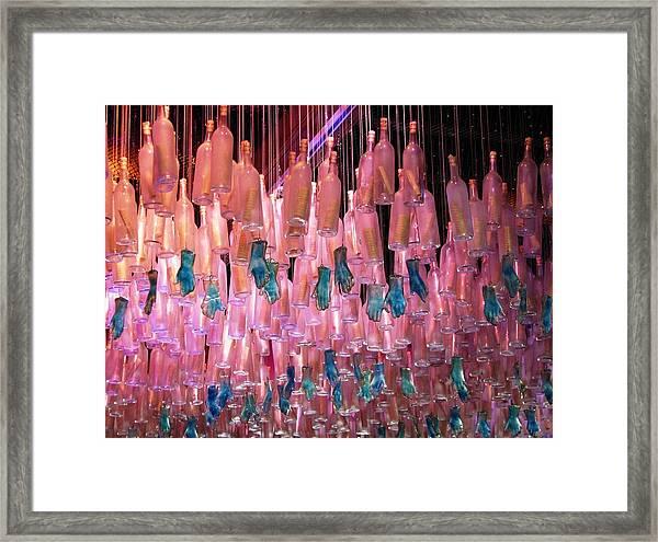 Ceiling Art Framed Print