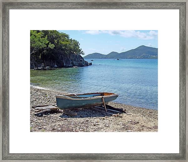 Hansen Bay 2 Framed Print