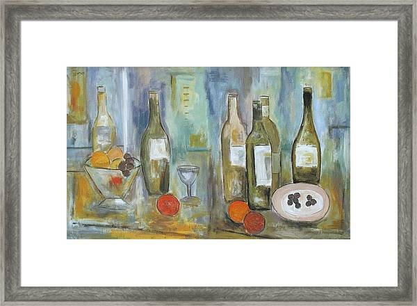 Happy Hour II Framed Print