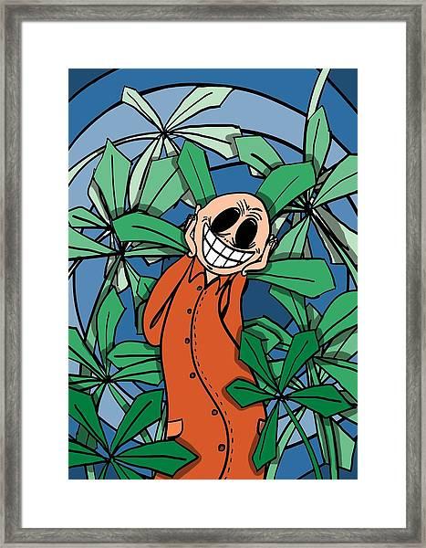 Happyanja Framed Print