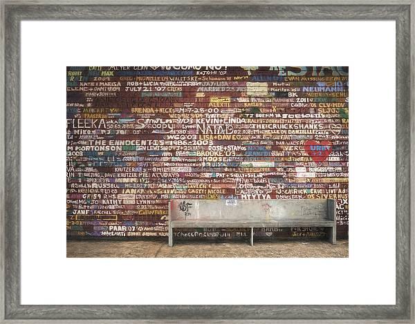 Hardy Gallery Framed Print