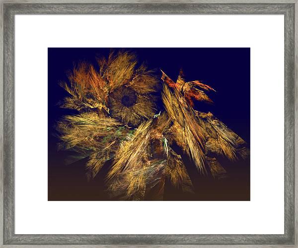Harvest Of Hope Framed Print