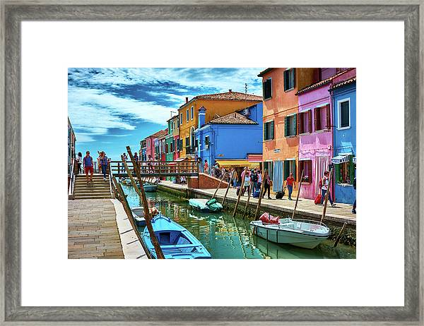 Have You Seen My Dreams? Framed Print
