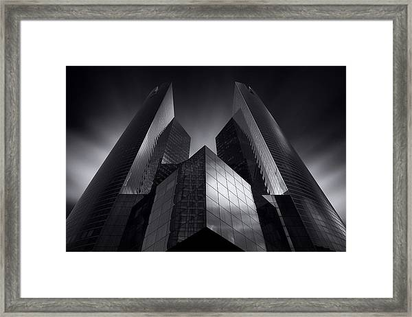 Headquarter Framed Print