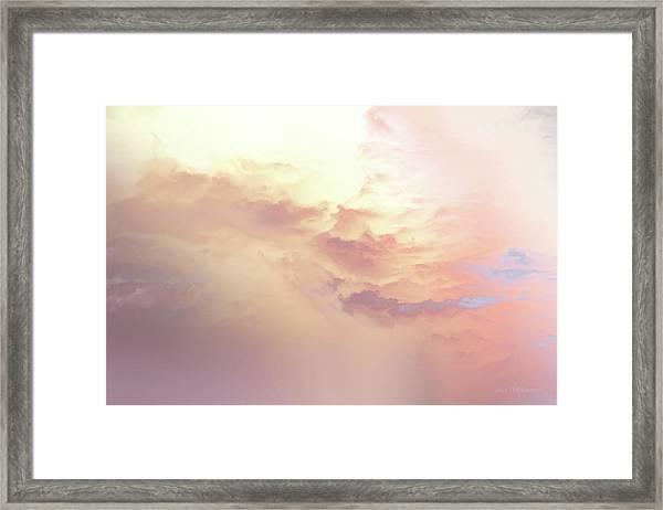 Heaven IIi Framed Print