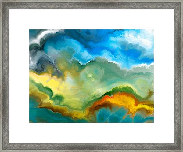 Heaven Of Heaven Framed Print