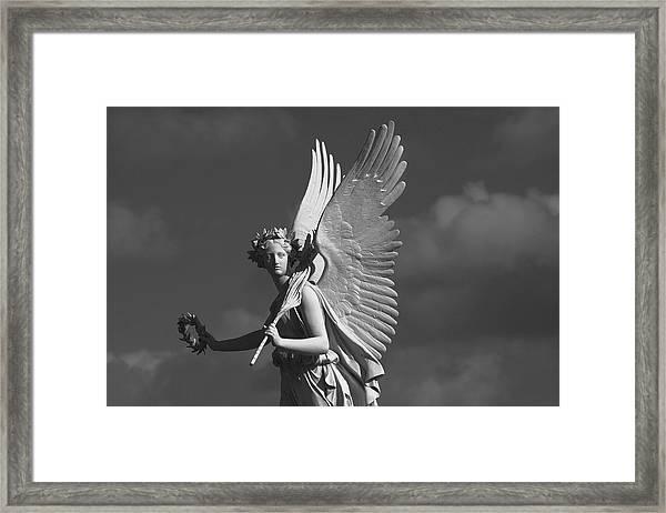 Heavenly II Framed Print