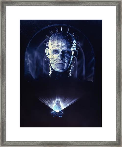 Hellraiser 1987 Framed Print