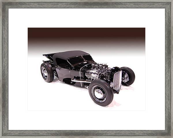 Hemi Roadster Pickup Framed Print
