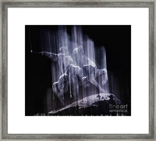 Hetman Framed Print
