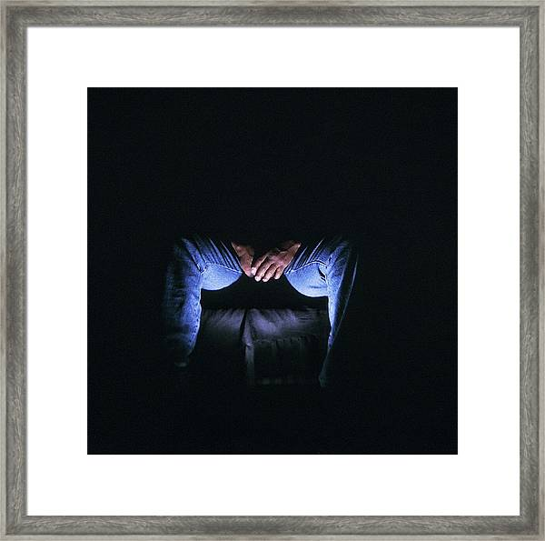 Hidden Lives Framed Print