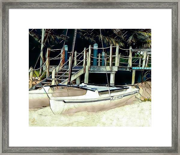 Hideaway Framed Print