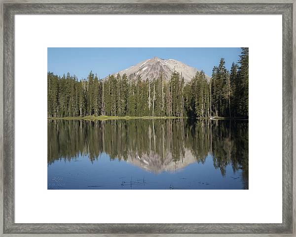High Point Framed Print