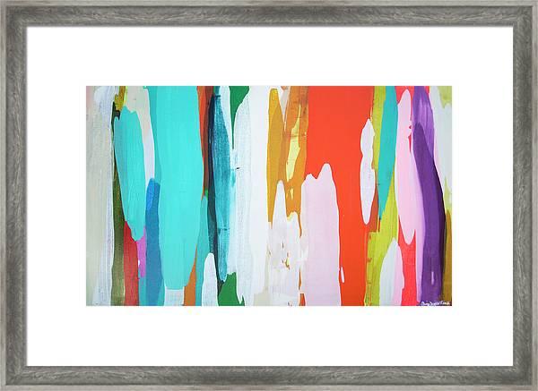 Holiday Everyday Framed Print