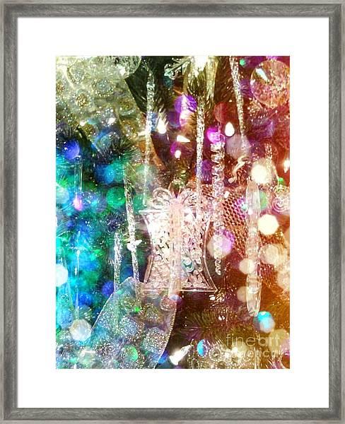 Holiday Fantasy Framed Print