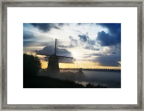 Holland Framed Print