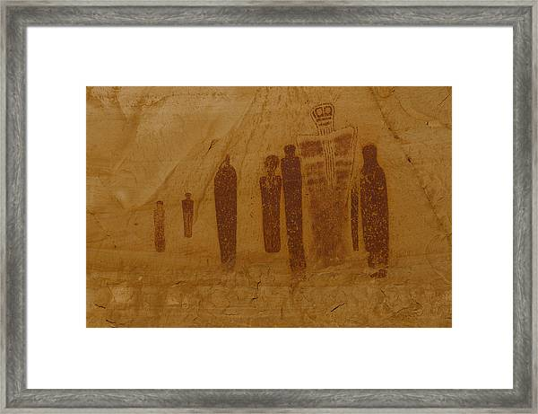 Holy Ghost Canyonlands National Park Framed Print