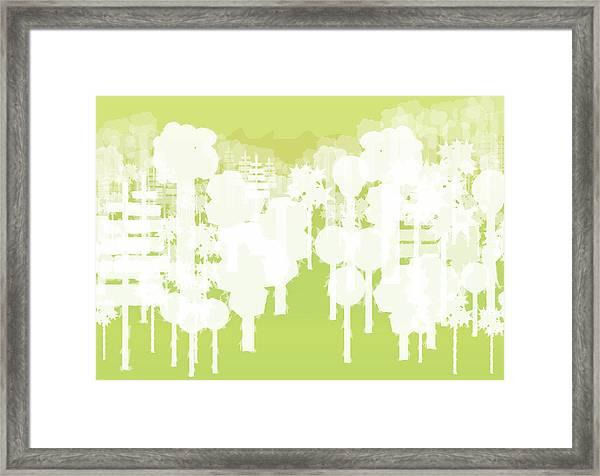 Holy Vale Framed Print