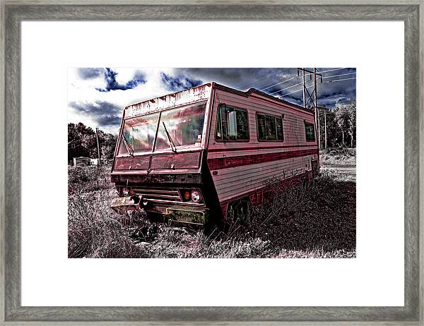 Home Away From Home Framed Print