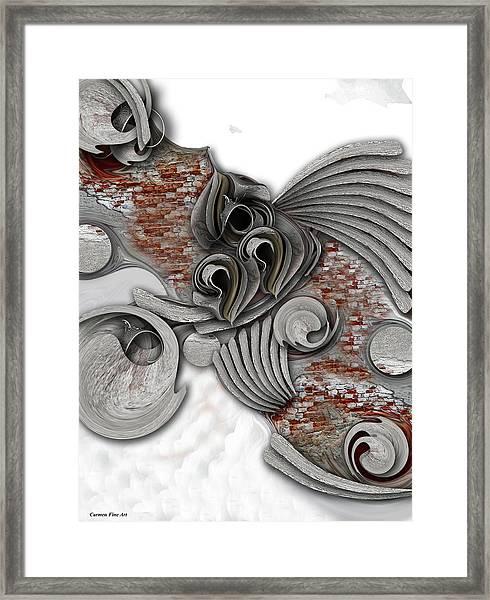 Hope Of Life  Framed Print