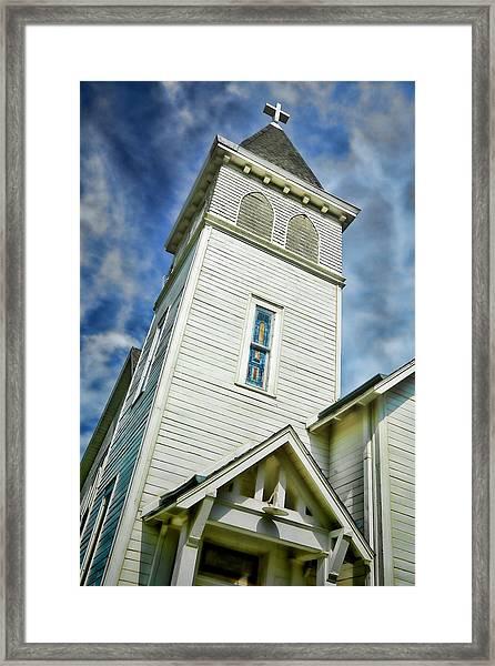 Hope - St. Paul United Church Of Christ Framed Print