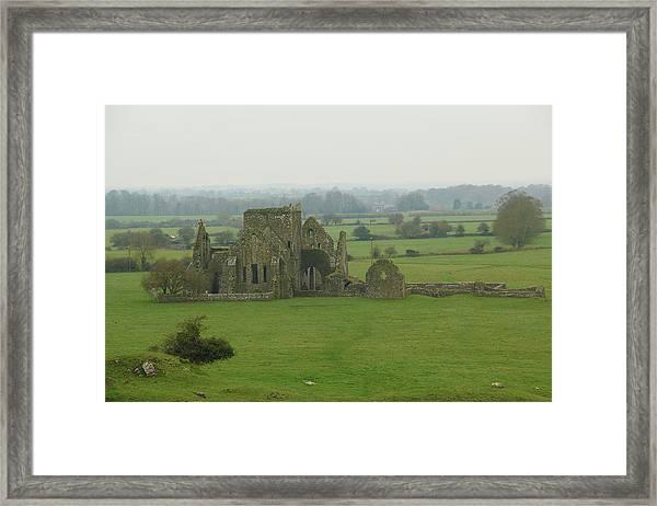 Hore Abbey Framed Print
